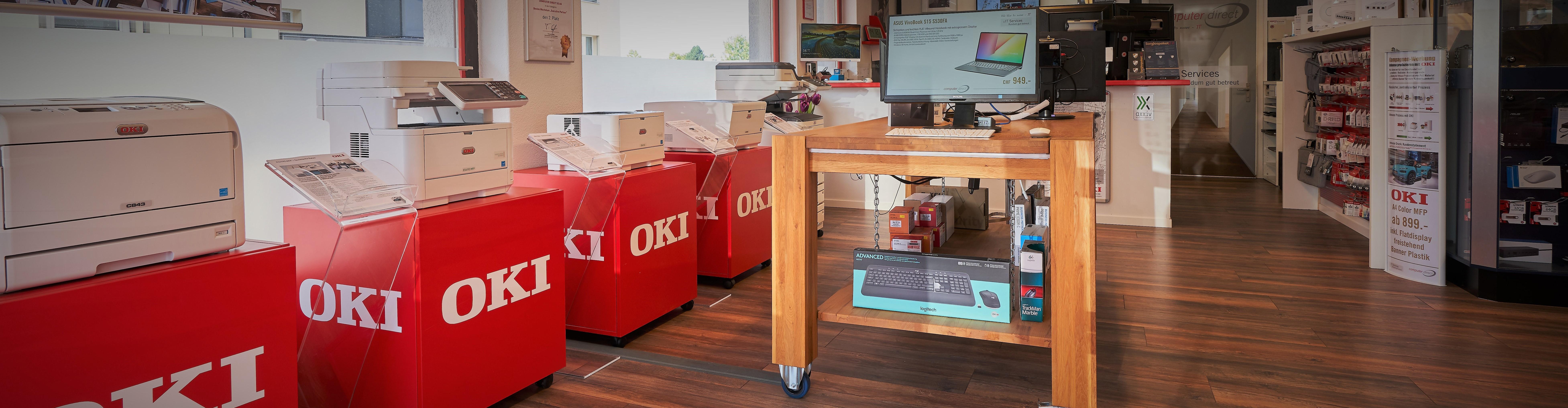 OKI Shop Ostschweiz